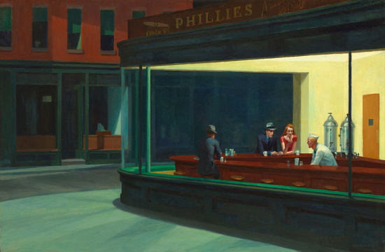 Philadelphia's Greek-American Society photos present diners