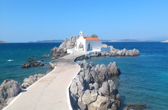 Explore the beauties of Chios Island in Greece