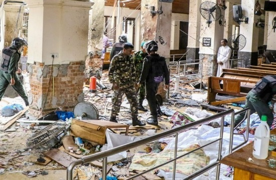 Sri Lanka terror attacks in hotels and churches kill over 200 on Catholic Easter