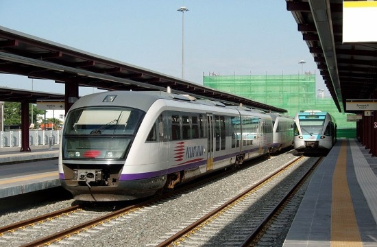 No trains and suburban railway  in Greece due to 24-hour strike
