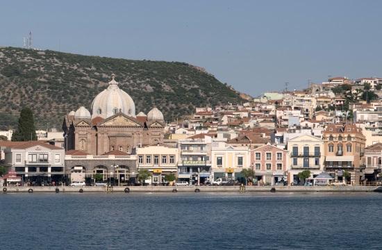 General strike on northern Aegean Region islands in Greece on Wednesday