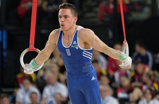 Tornos News | Greek gymnast Lefteris Petrounias in ...