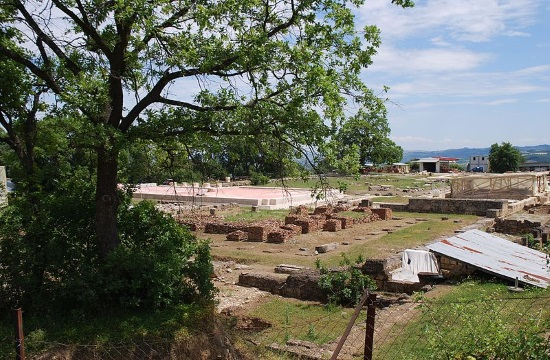 Ancient Vergina fortifications in Greece dated to reign of post-Alexander King Cassander by archaeologists