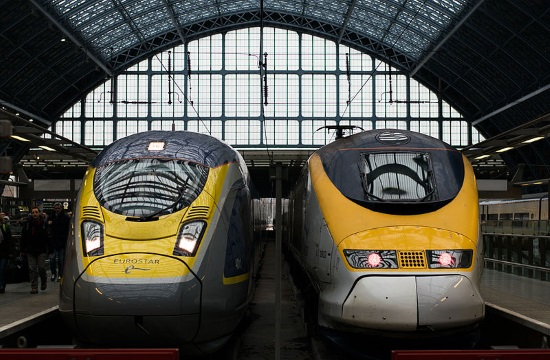 Eurostar rail firm aims to reduce paper ticket use with Google Pay