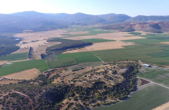 Mycenaean findings: Gigantic 1250 BC building project in northern Copais
