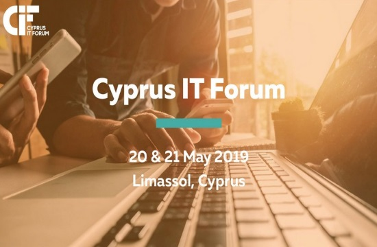 Cyprus IT Forum to be organized in Cyprus on 20-21 May 2019