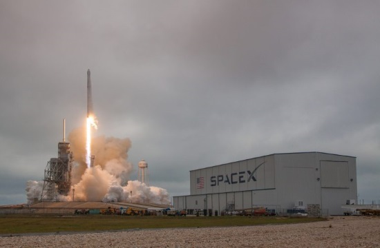 SpaceX launches its first recycled rocket in historic breakthrough