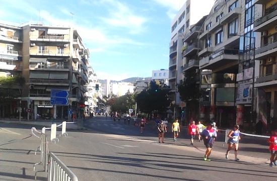 Traffic restrictions for Athens Authentic Marathon 2018 on Sunday 11 November