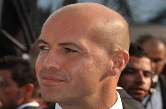 Greek-American Hollywood star Billy Zane honored artist at Thessaloniki Fair