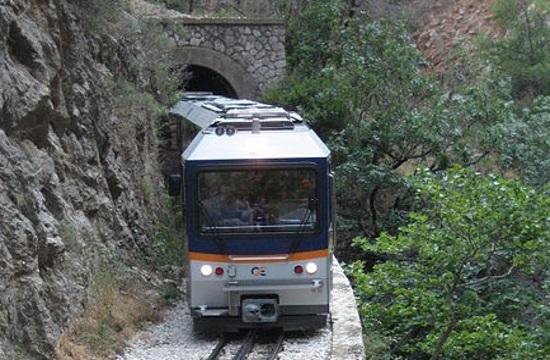 New Kiato-Diakofto-Aigio railway line is launched in Greece