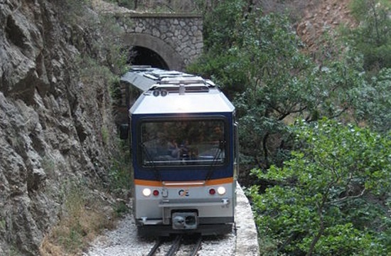 TRAINOSE: Greek railways 'fully prepared' for bad weather front