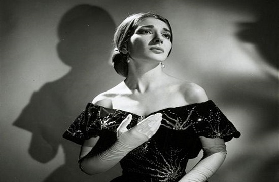 Maria Callas unveils herself in the new film: Maria By Callas