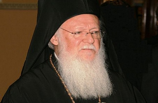 Ecumenical Patriarch upset over Turkey's plan to turn Aghia Sophia into a mosque