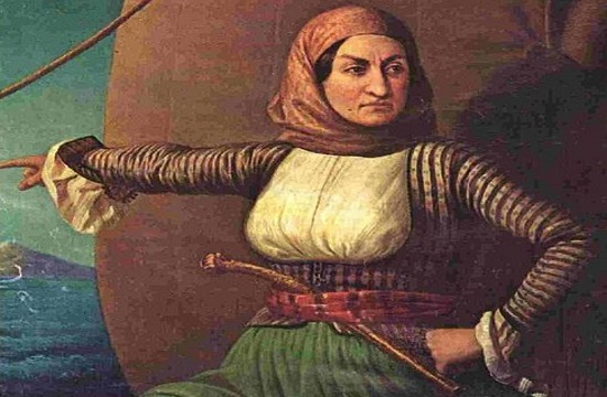 History tourism: Heroines who fought bravely for Greece's Independence