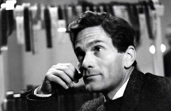 Pasolini Tribute in Athens between September 12-20