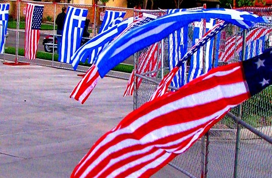 United States Secretary of Commerce Ross in Thessaloniki
