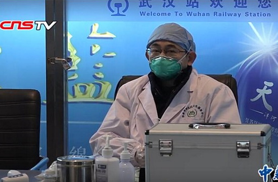 China to close borders to foreigners in effort to block coronavirus entering from abroad