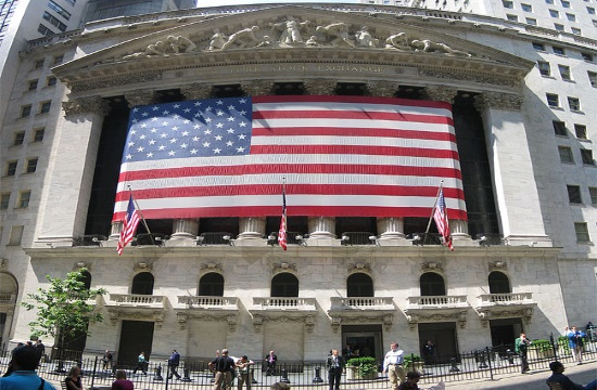 Wall Street opening with Greek colors thanks to shipping firm's listing