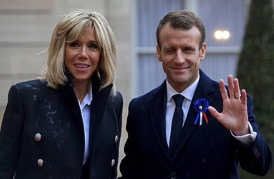 French President and wife to attend Greek Bicentennial celebrations