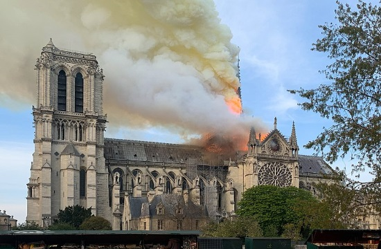 AP: Notre Dame renovation chief says rebuild won't be rushed