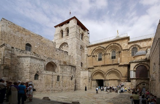 Jerusalem's Holy Sepulcher reopens following Covid-19 closure