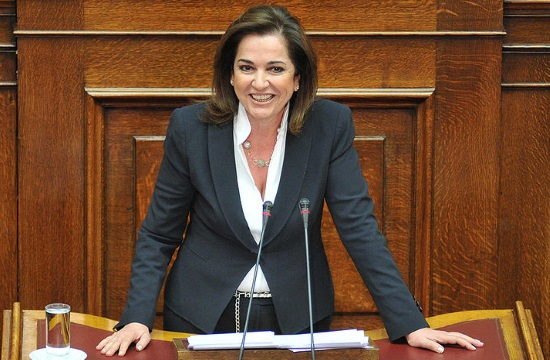 Greek female politician nominated as Secretary-General of Council of Europe