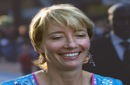 Hollywood star Emma Thompson strives to save Classical Greek in primary school