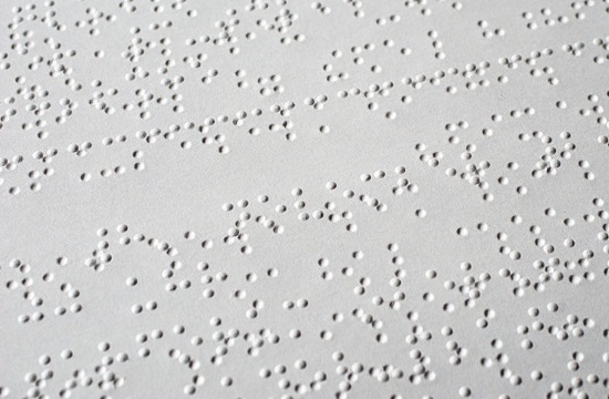 Greek student in Thrace invents automated Braille transcription software