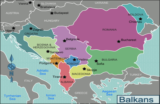 Greek city of Serres to host 1st Balkans and Black Sea Cooperation Forum
