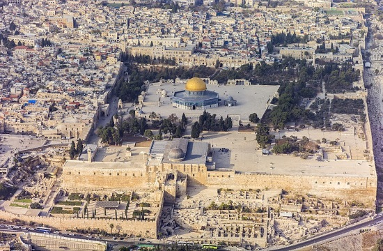 1,400-year-old Byzantine church near Jerusalem unveils enigma