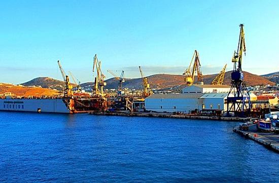 US Ambassador hails reopening of Neorion Shipyard on Greek island of Syros