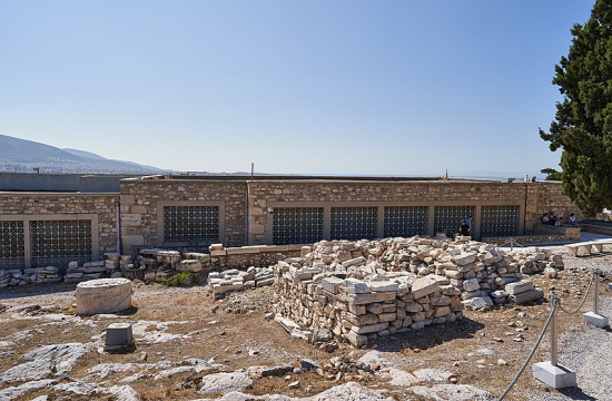 Old Acropolis Museum in Athens being refurbished as exhibition space