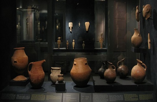 The Museum of Cycladic Art in Greece opens May 14 with two new exhibitions