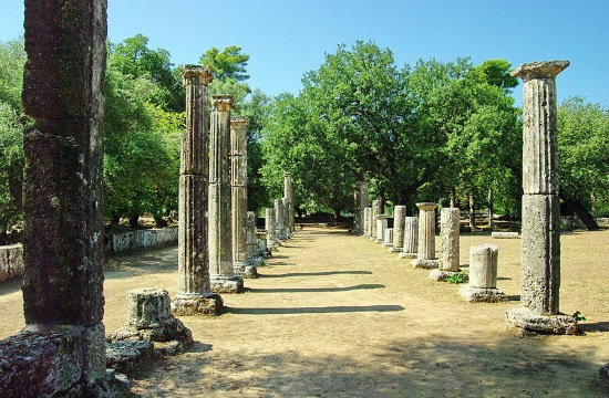 Greece fights fires for third day but site of ancient Olympia has been saved