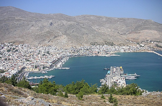 Greece starts opening while Kalymnos island stays locked down over COVID-19