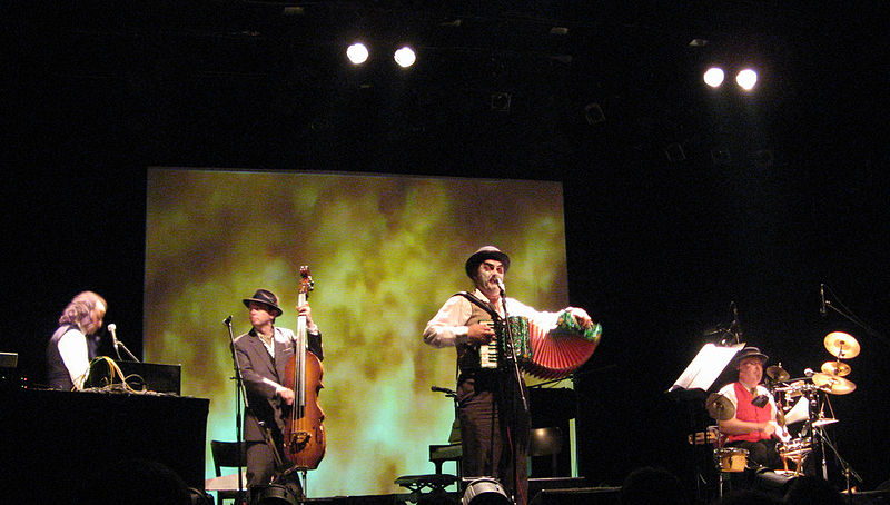 The Tiger Lillies tour Greece between June 19-24