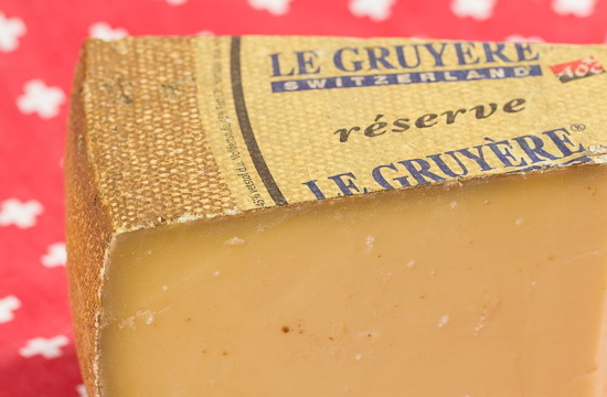 AP: Swiss Gruyere named top in world cheese competition