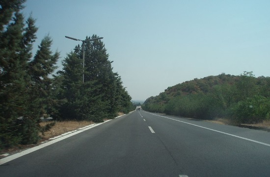 Media: Funding for E65 Motorway's northern section to be secured by Greece