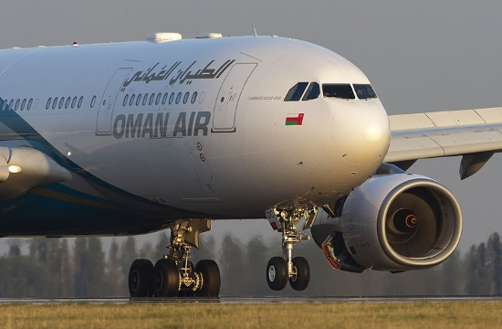 Oman Air launches Athens-Muscat service on June 2