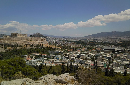 Gemflix: At the foot of the Acropolis in Athens on October 14