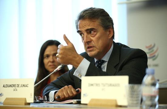 IATA: Secretary-General's remarks at media briefing on coronavirus pandemic
