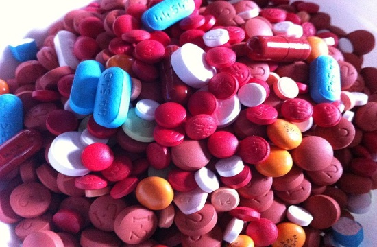 Five tons of chloroquine medicine land in Greece from India to fight Covid-19