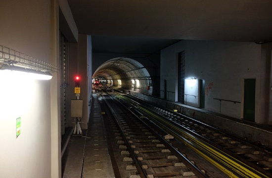 Construction works for Sepolia Railway Tunnel in Athens to commence in 2020