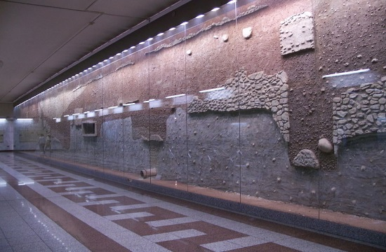 Visit Greece: The Athens metro takes passengers back in time