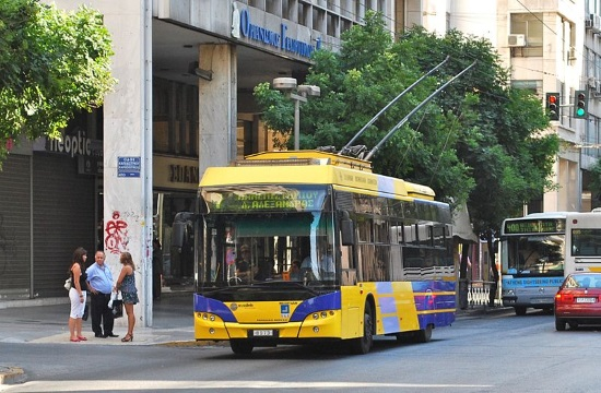 Trolleys to hold 3-hour work stoppage in Athens on December 12