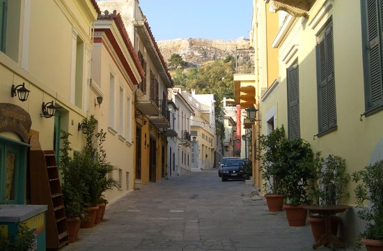 City Break tourism report: Spending a day in Athens' iconic Plaka district