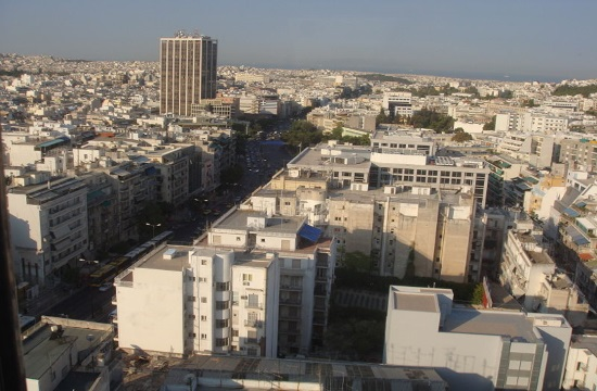 Short-term rentals cover only 5.3% of total flats in Athens