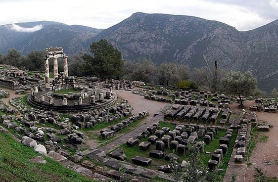 Olive Oil Symposium at the center of the ancient world in Delphi