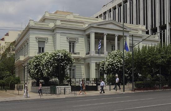 Greek FM hails EU Foreign Affairs Council's decision to enforce Libya arms embargo