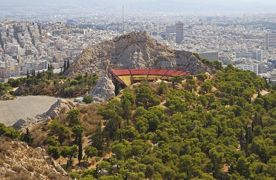 Athens' iconic Lycabettus Hill makeover to boost safety and attract visitors
